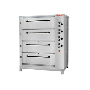 Печь хлебопекарная электрическая ХПЭ-750/4 (крашен) в обрешетке